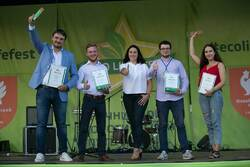 Лауреаты ECO BEST AWARD